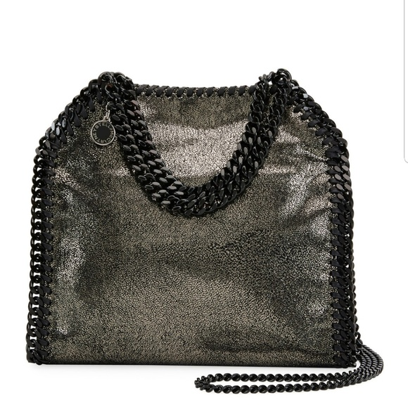 faf5420895ee Stella Mccartney Falabella Mini Dotted Bag